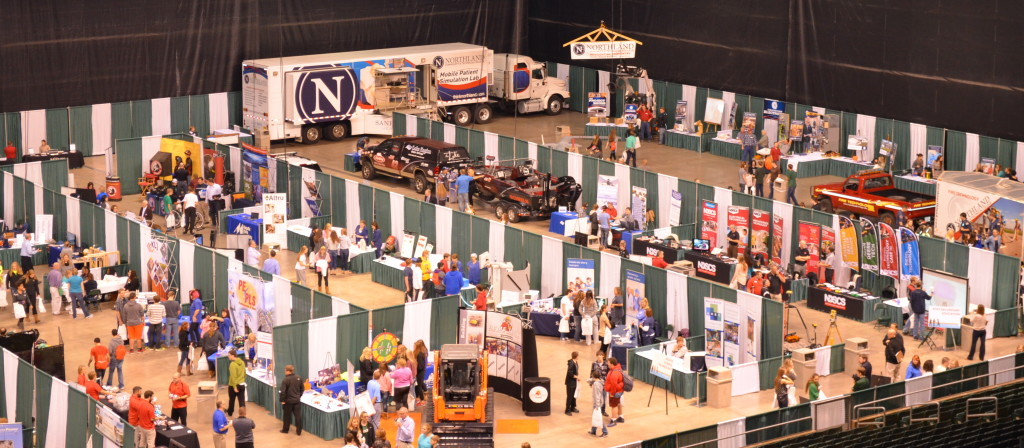 NVCE Exhibit Floor